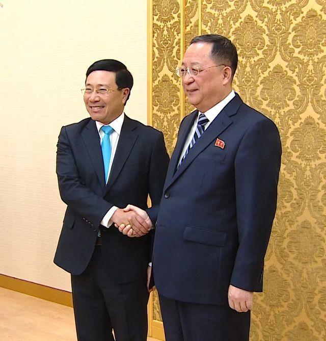 ミン副首相兼外相、北朝鮮を公式訪問/2019-02-13   Vetter   ベトナム ...