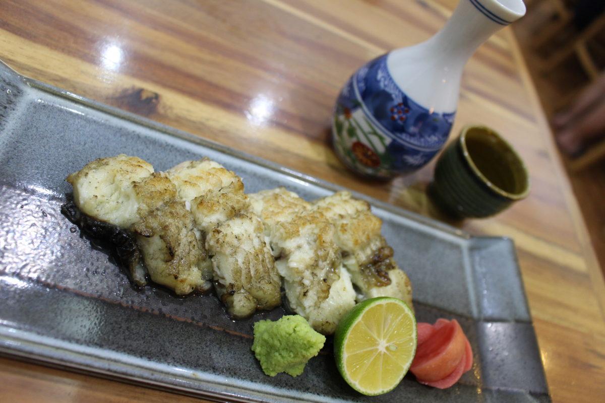 白 焼き の 鰻